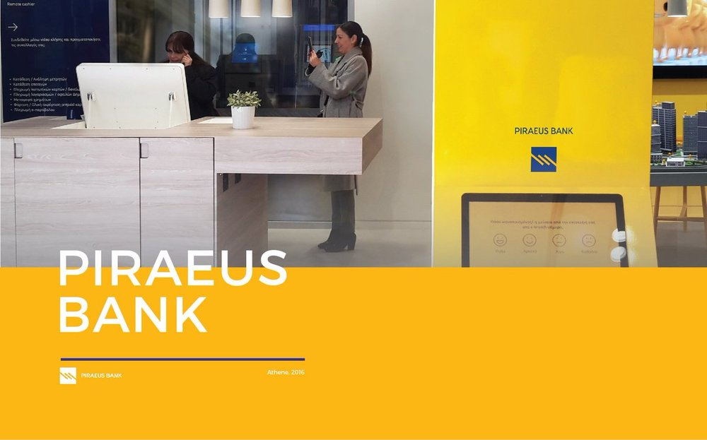 Piraeus Bank / amp sound branding / audio branding / branded music