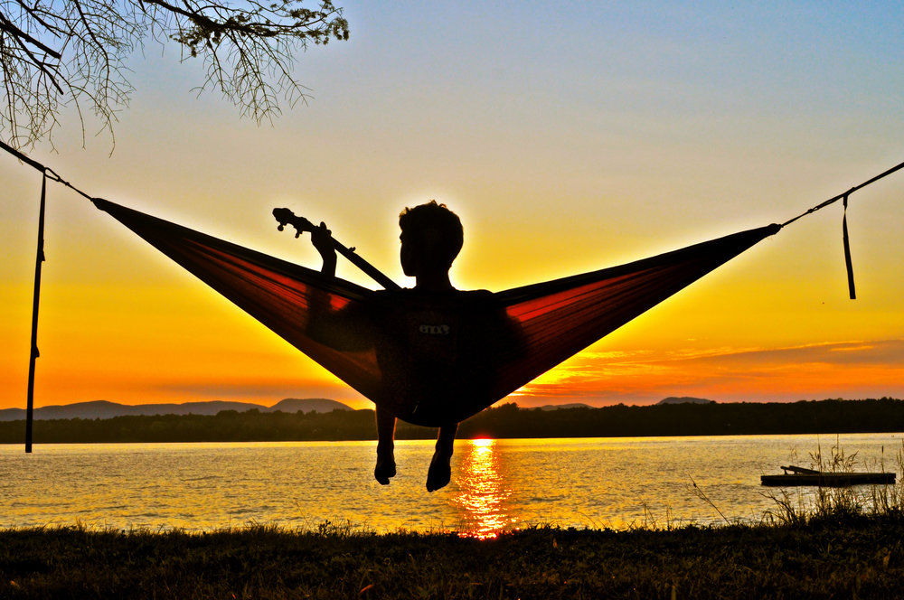 Photo Contest - From hammocks in Hawaii to the Himalayas, we have seen it all. But, we still want to see more! So we created the ENO Photo Contest for you to show us your top hammock-hanging spots.