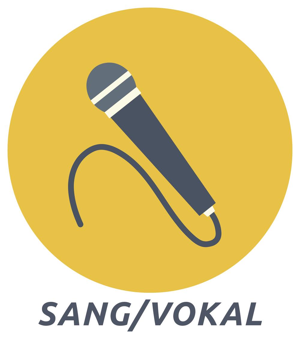Sang/vokal