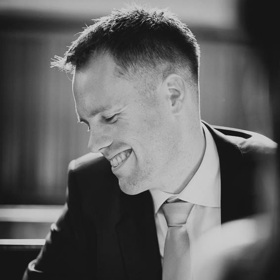 Mikael André Larsen   Prosjektledergruppen for konferansen, og teknisk leder i Filadelfiafirken Oslo