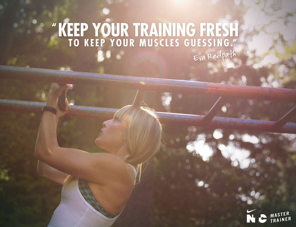 Keep Your Training Fresh