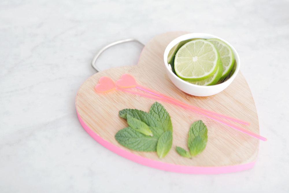 Coconut Mojito Smoothie