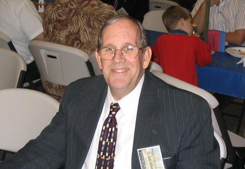 Chaplain Daryl Wilson
