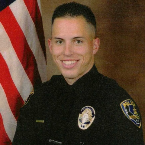 Officer Ryan Bonaminio