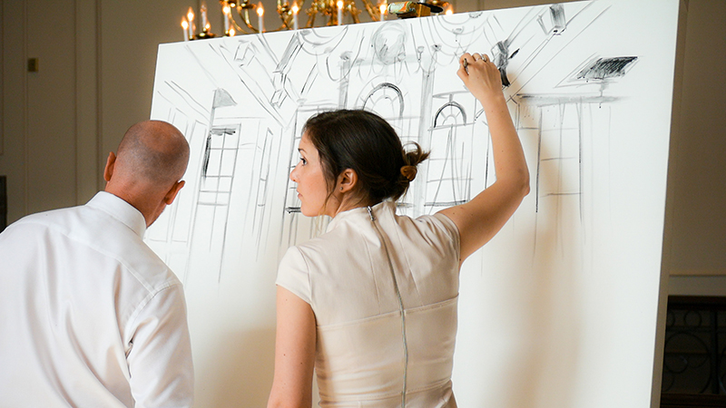 live-painting-at-swaneset-wedding-impressions-live-art