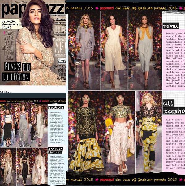 Paparazzi Magazine Rema Jewellery Saatchi gallery.jpg