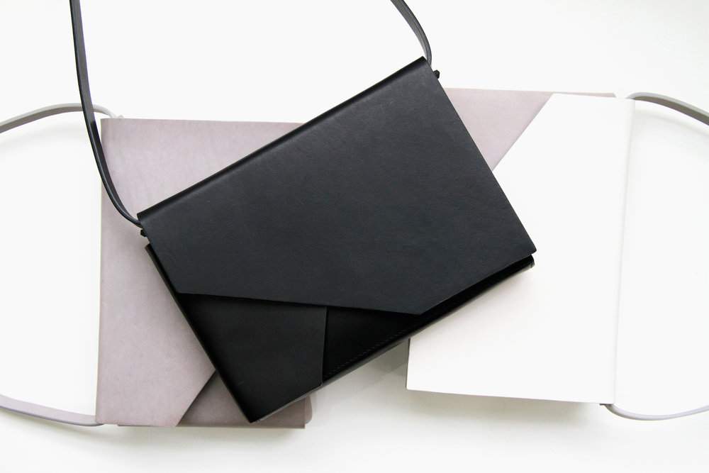 Evo Leather Clutch Trio Full Collection -Urban Travel x Isabel Wong.jpg