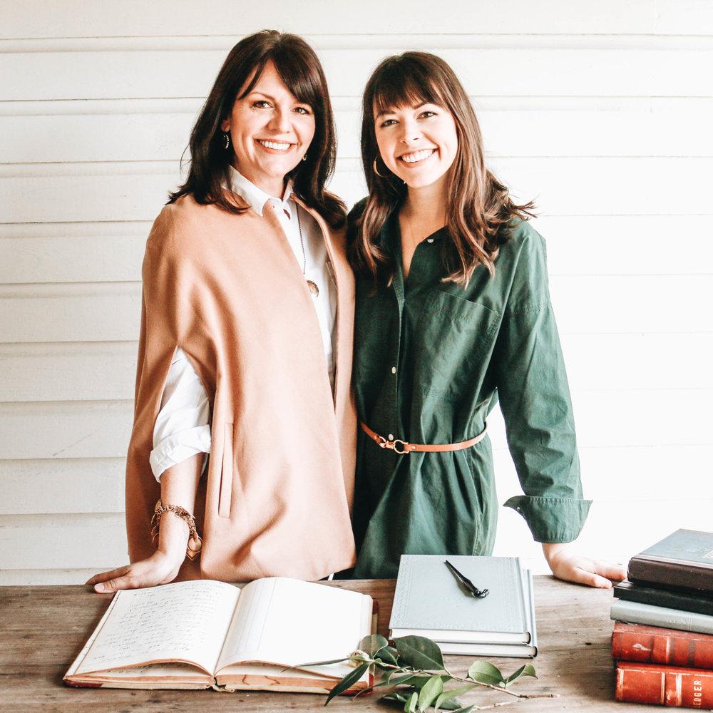 Hydie and Carley       Photo by Molly Ann Walke