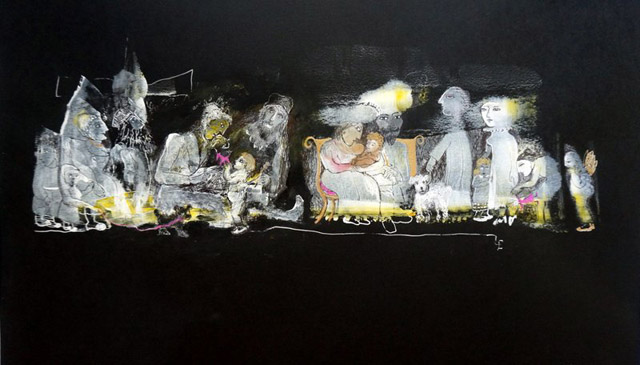 Two Families, 2014
