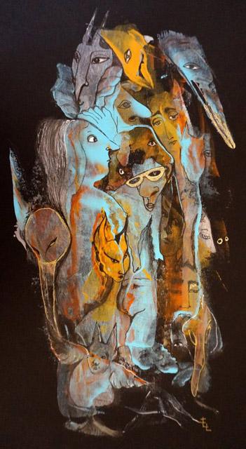 Masks, 2014