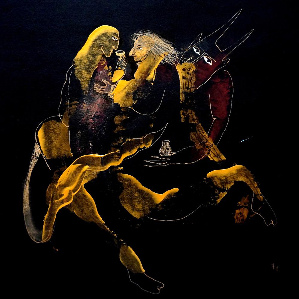Mozart and Salieri, 2014
