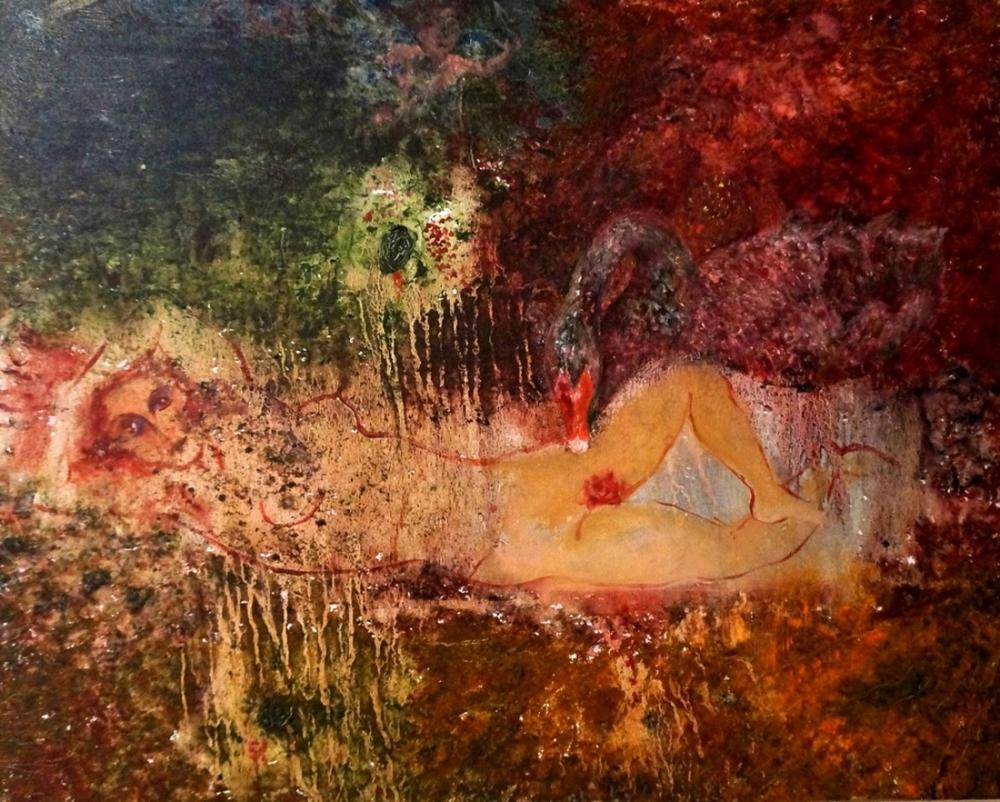 Leda and a Swan, 2010
