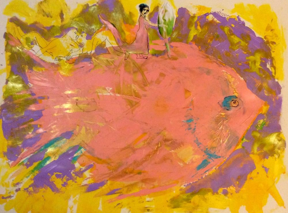 Fantasy Fish, 2015