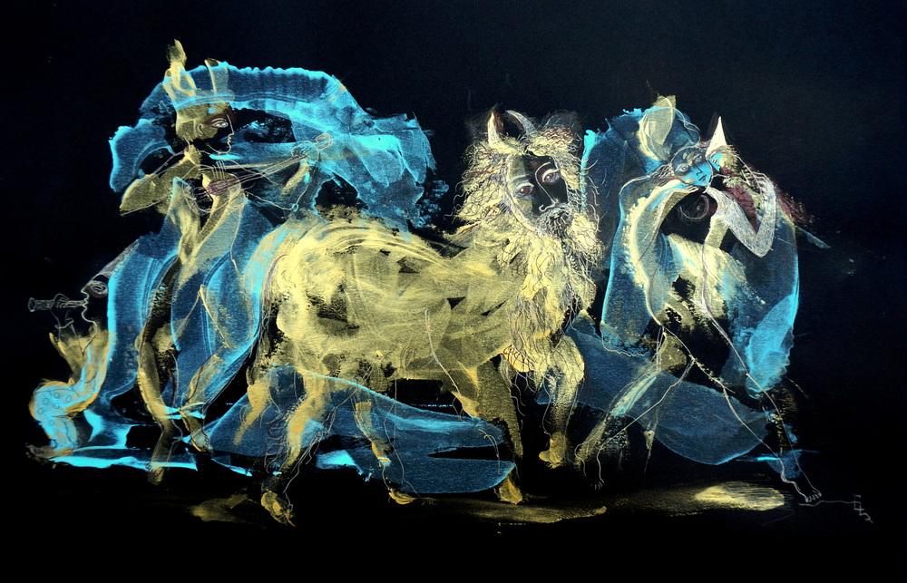 Golden Centaur, 2015