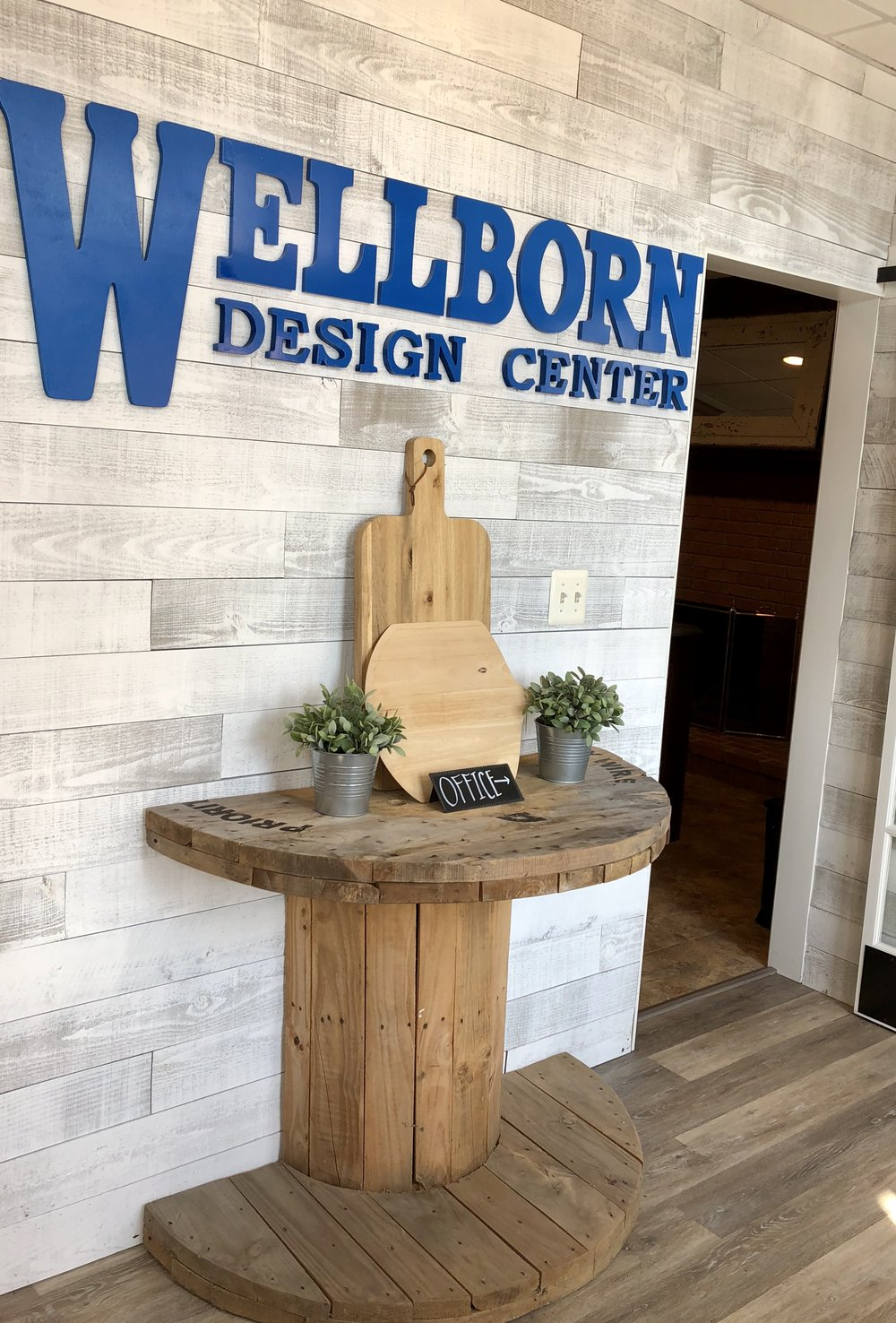 Wellborn Design Center - Come see us:by Appointment Only:14307 Jarrettsville PikePhoenix, MD 21131