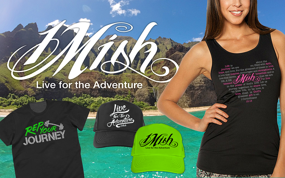 Clothing & Apparel for the Adventurous Lifestyle