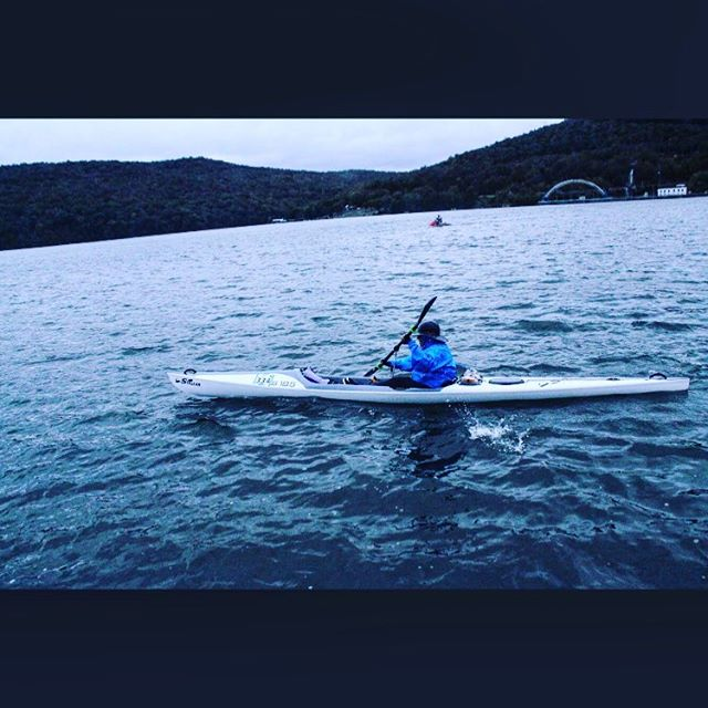Linda White in her S18S training this summer for the upcoming 2018 Chattajack Race! 🌊🚣‍♂️ • • • #surfski #kayak #centralflorida #water #sport #paddleboarding #stellar #orlando #stellar