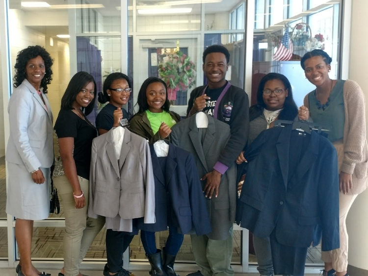 Limitless Groups Suit Presentation - Bessemer City High School