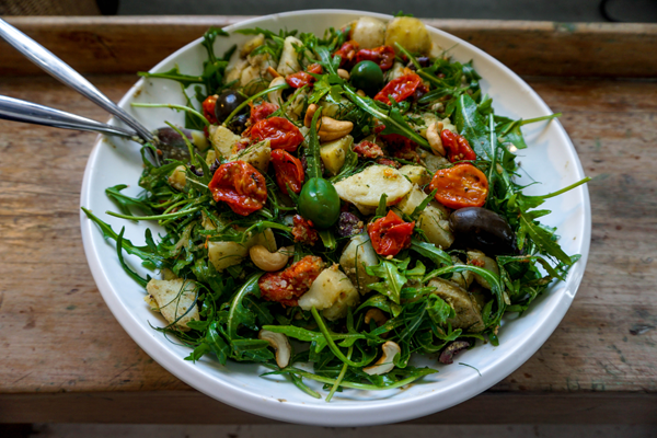 Pesto Potato Salad | Savoury Meals | Sproutly Stories