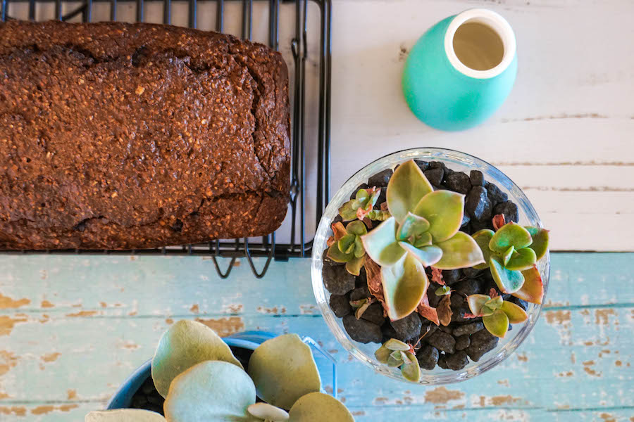 Double Chocolate Zucchini Bread | Sweet Recipes | Sproutly Stories