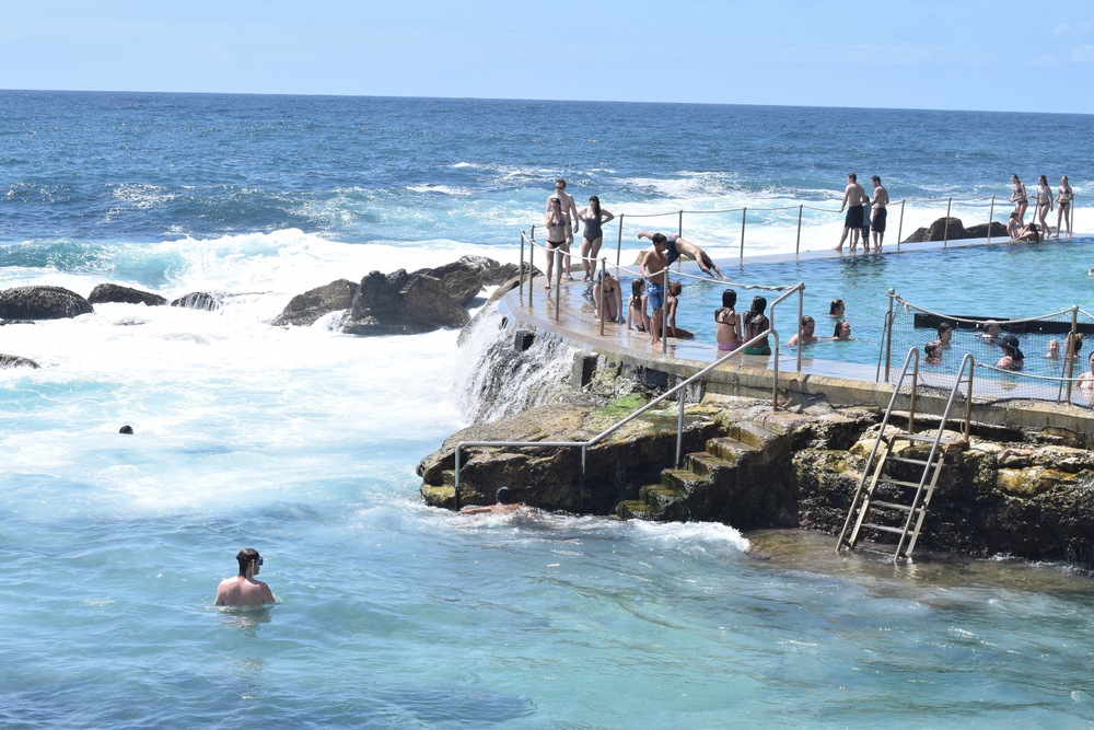 Another view of Bronte Baths