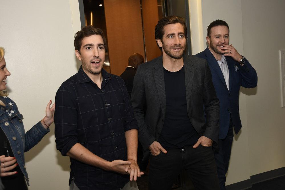 Jake Gyllenhaal Meet & Greet