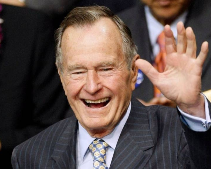 A SPECIAL TRIBUTE TO PRESIDENT GEORGE H.W. BUSH - More than 70 years of devoted service to the country he loved – from a decorated naval aviator who nearly gave his life in world war two, to commander-in-chief of our armed forces, we will remember President Bush not only for his accomplishments but his character. George H.W. Bush assumed many roles during his 94 years, from Navy hero, Yale graduate and Texas oilman to congressman, CIA director, vice president and president. Through his essential authenticity, disarming wit, and unwavering commitment to faith, family, and country, President Bush inspired generations of his fellow Americans to public service—to be, in his words, 'a thousand points of light' illuminating the greatness, hope, and opportunity of America to the world. The best way we can honor his legacy is by cultivating the virtues in our own lives that he sought to cultivate and practice in his.