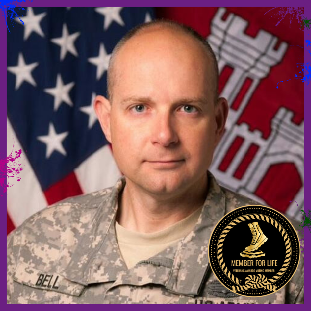 COL Charles Bell | Dep. Chief of Staff  United States Army  Active Duty Branch