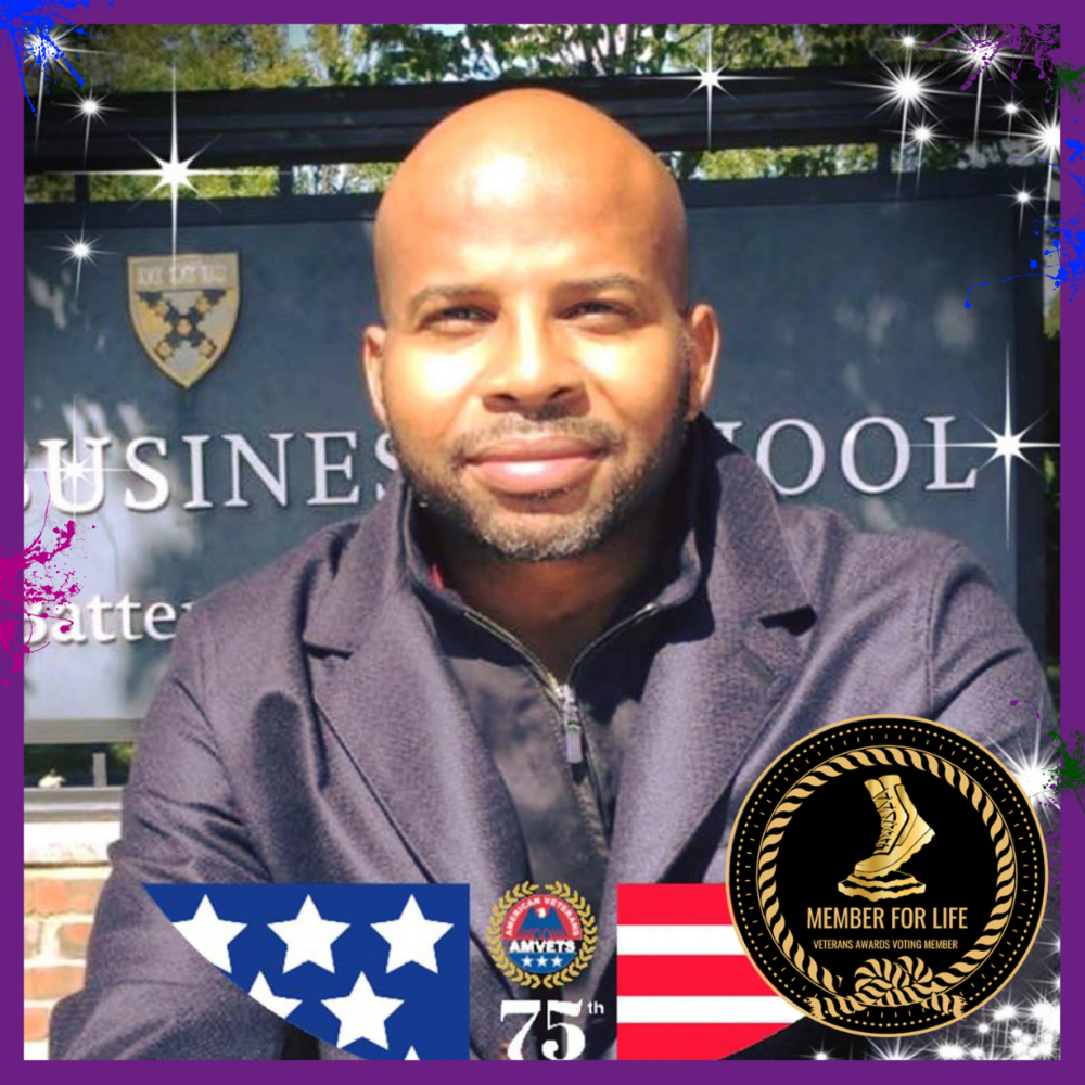 Sherman Gillums, Jr.  Chief Strategy Officer | AMVETS  Retiree Branch