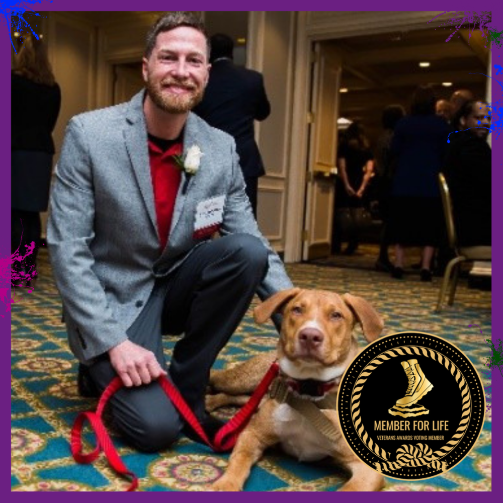 Christopher Baity | Executive Director  Semper K9 Assistance Dogs  Veteran Branch