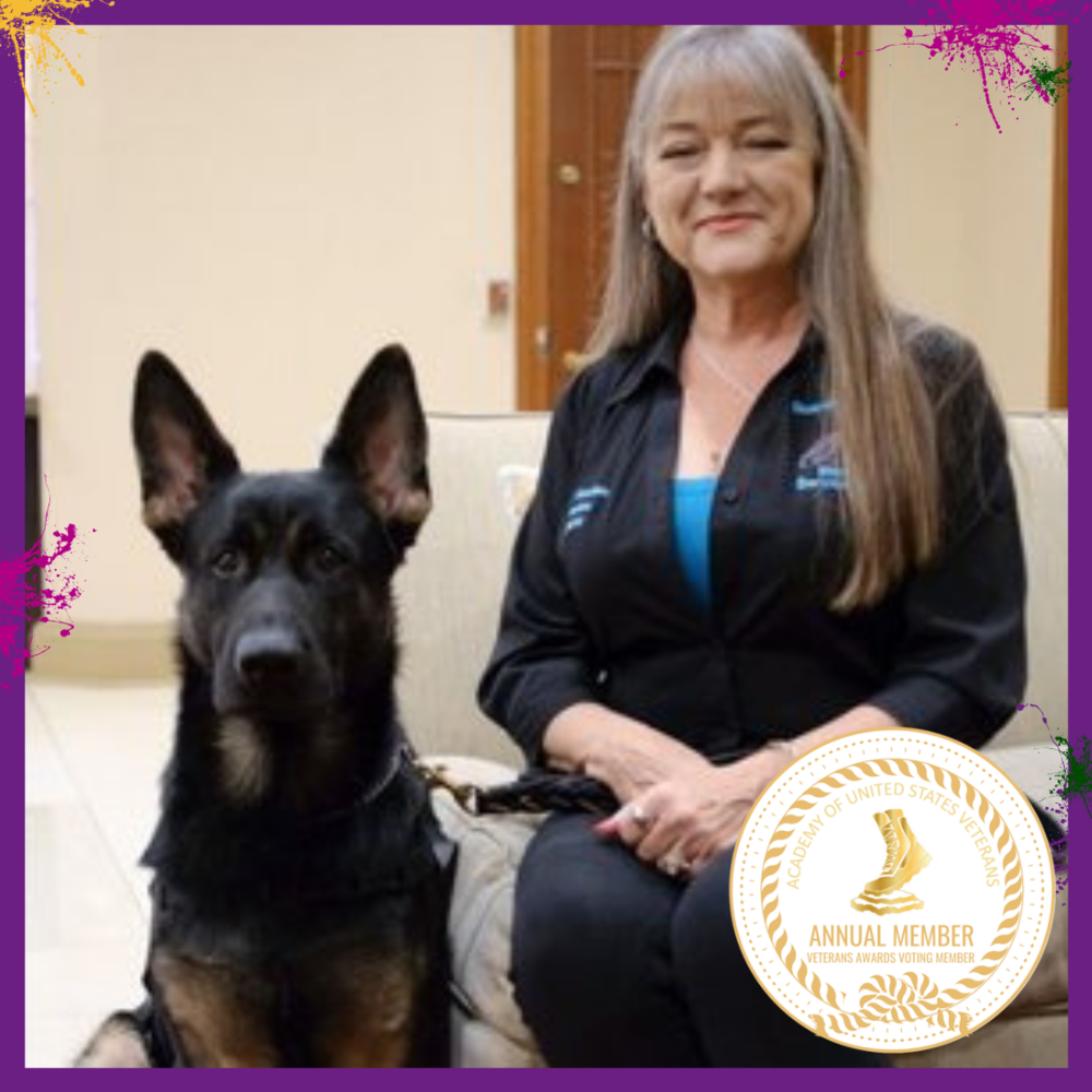 Carol Borden | CEO  Guardian Angels Med. Service Dogs  Executive Branch