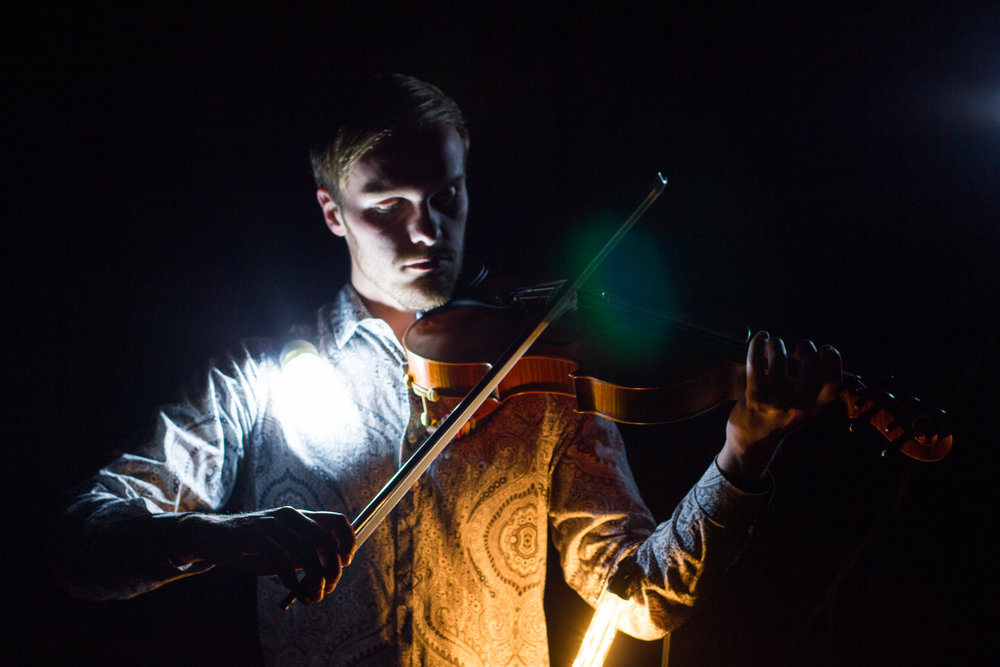 Kieran Welch // viola