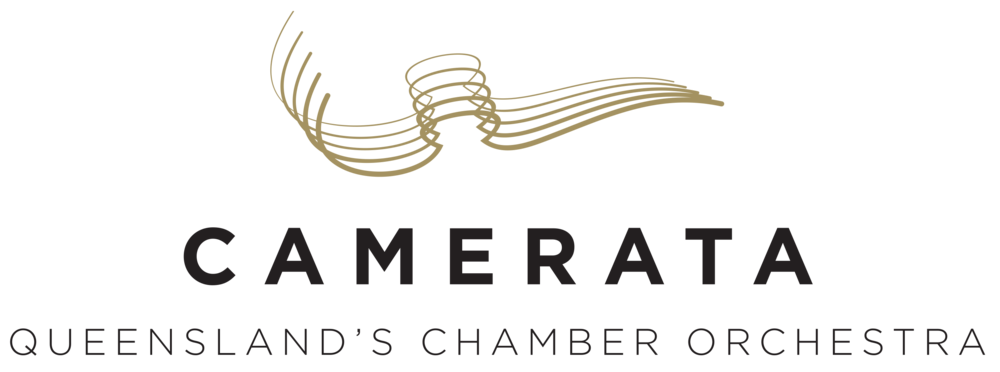 Camerata – Queensland's Chamber Orchestra logo