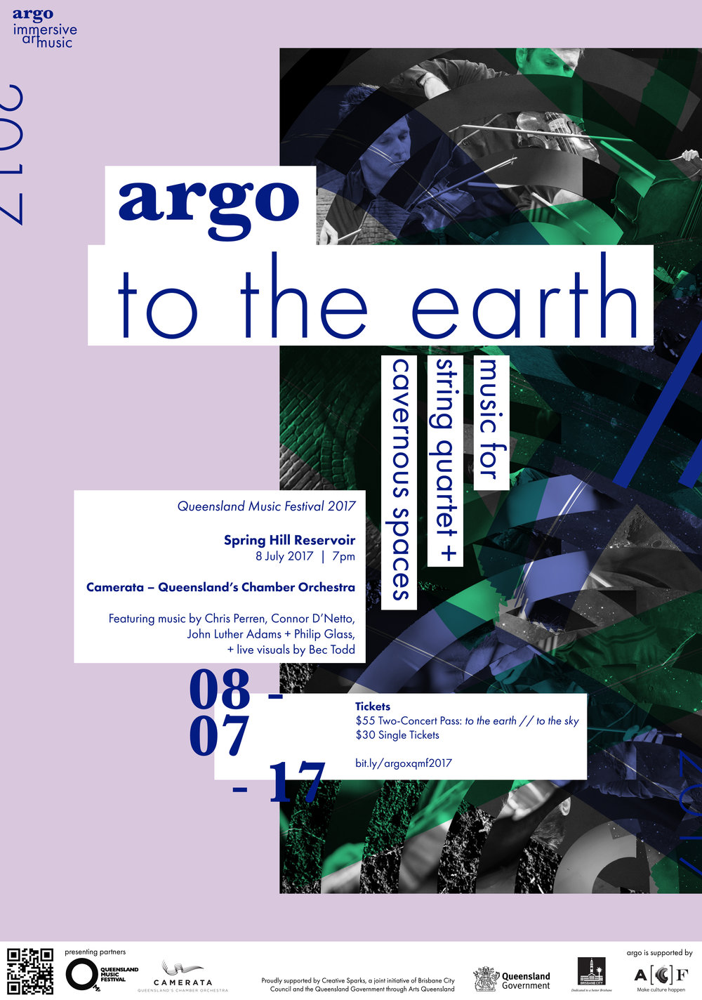Argo – to the earth
