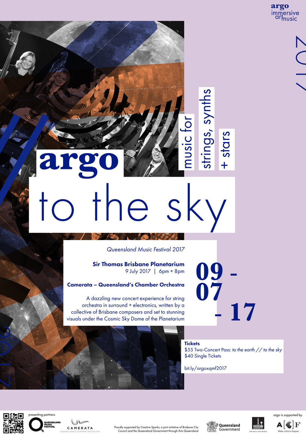 Argo – to the sky