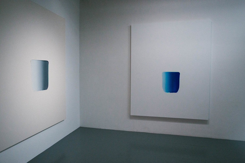 "Lee Ufan ""Color Halation / Space Halation"""