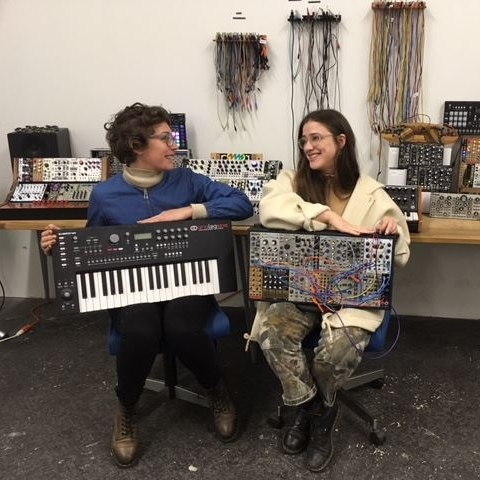 Alissa Derubeis + Felisha Ledesma: S1 Synth Library