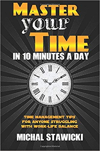 - This is the shorter of the two books and gives you a new way of thinking about not only time management, but life management. And how much you can really get done during the course of each day- when your goals are clear, and you set aside time (even a little time) for what's important to you.