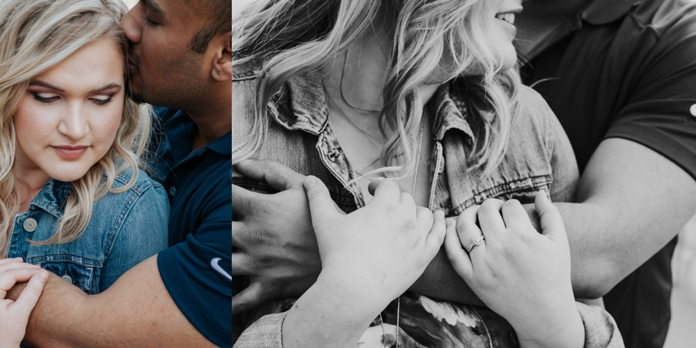 Enoch & Janessa's Kansas City Engagement Session was filled with laughter and joy.