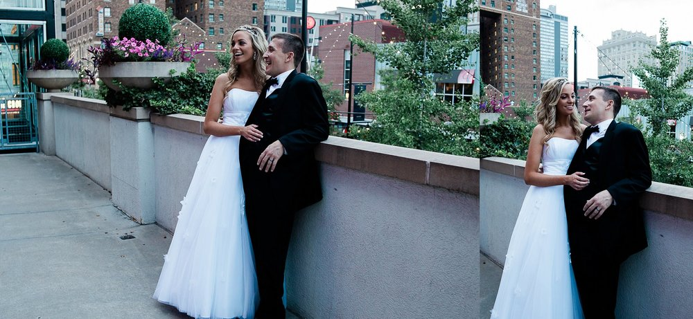 Wedding photography in Kansas City by Merry Ohler