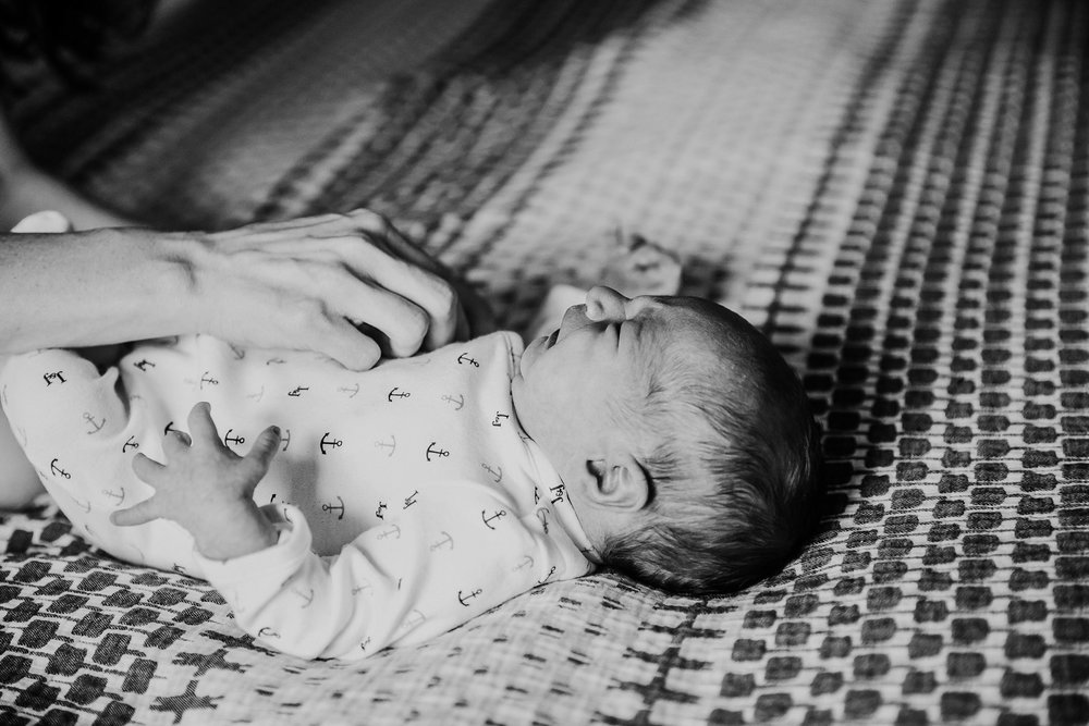 Kansas City Newborn Photography in Mission, Kansas by Merry Ohler (13)