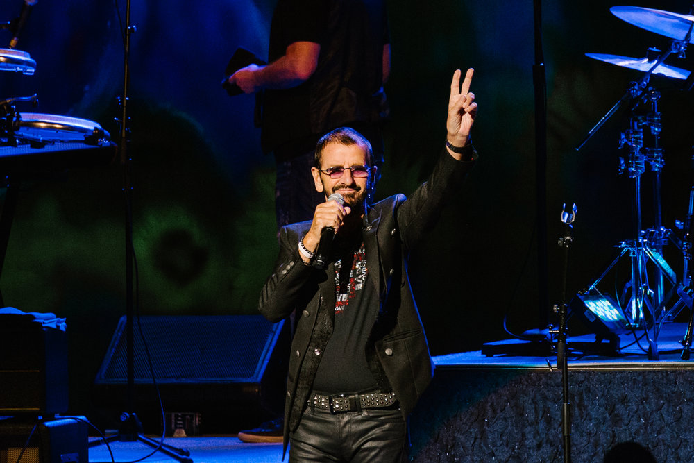 Ringo Starr at the Fox Theater in St. Louis, MO