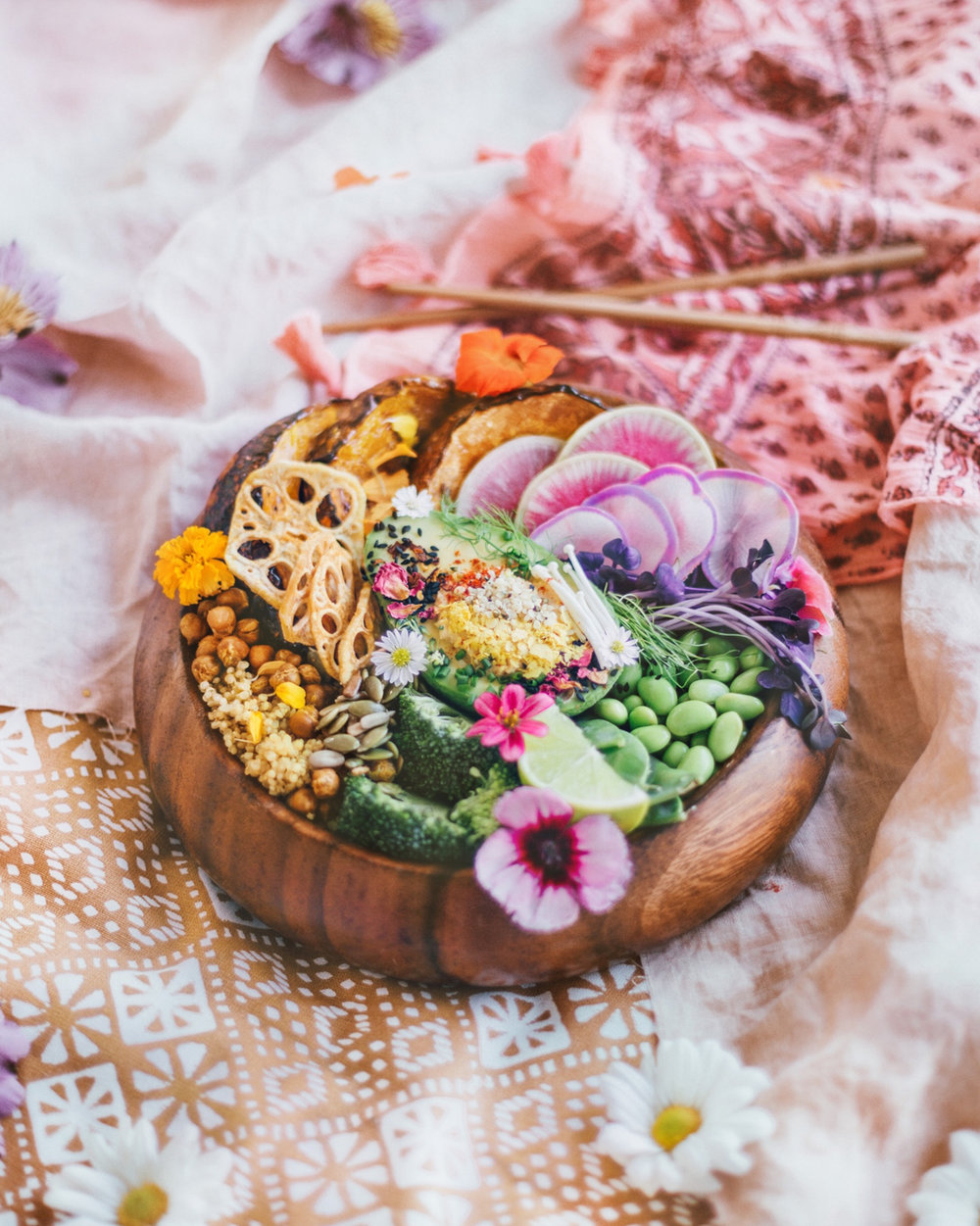 How Gorgeous is this big bowl! Image: Ema Harrison