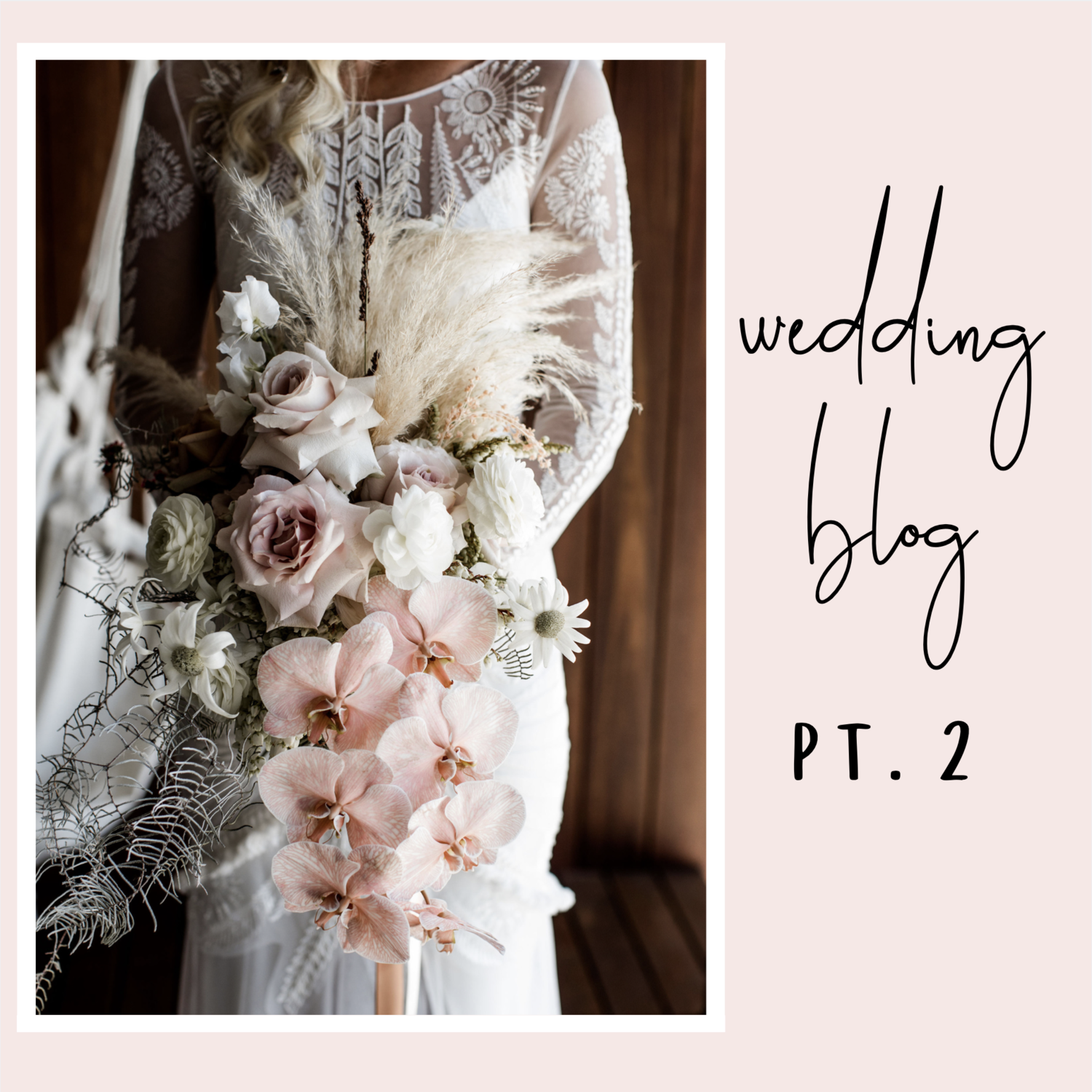 Wedding Party 2.Our Wedding Part 2 Bride And Bridal Party Details Elsa S