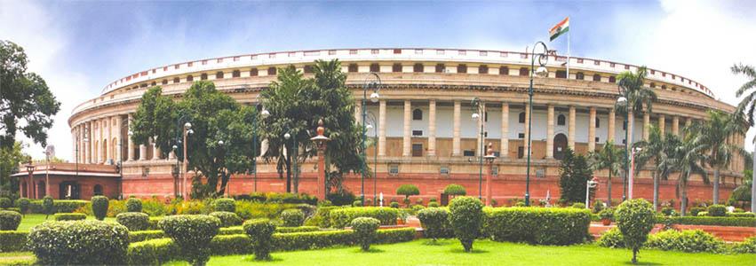 Parliament of India, New Delhi