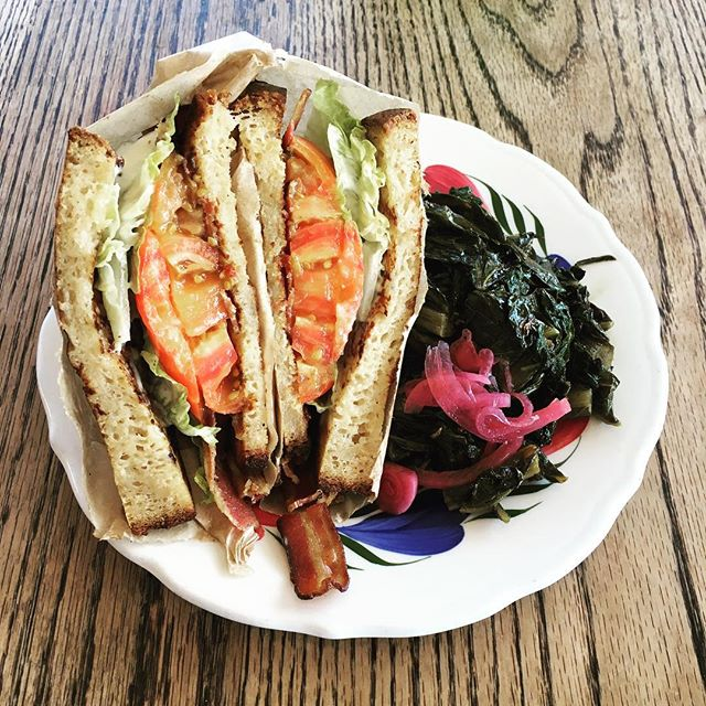BLT. Get it while we still got it! #glutenfree #gumfree #greaseboxoakland