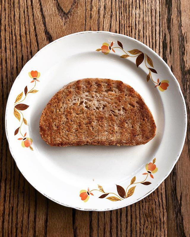 Fall is here... sorta... TOAST! #glutenfree #gumfree #greaseboxoakland #cleaneating #vegan
