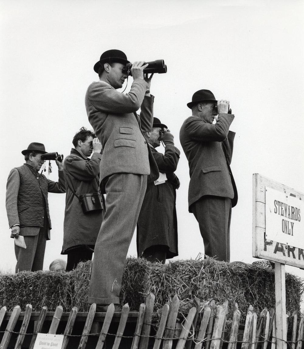 Goodwood Races, Sussex, England, 1970's © Dorothy Bohm
