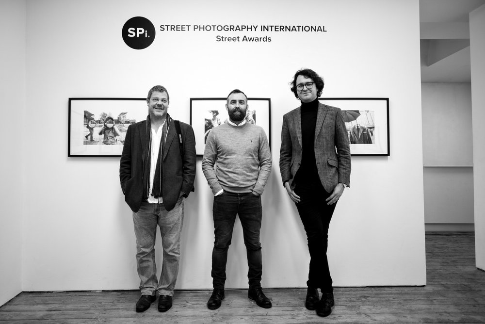 (From left to right) SPi Founders: Walter Rothwell, Craig Reilly & Alan Schaller