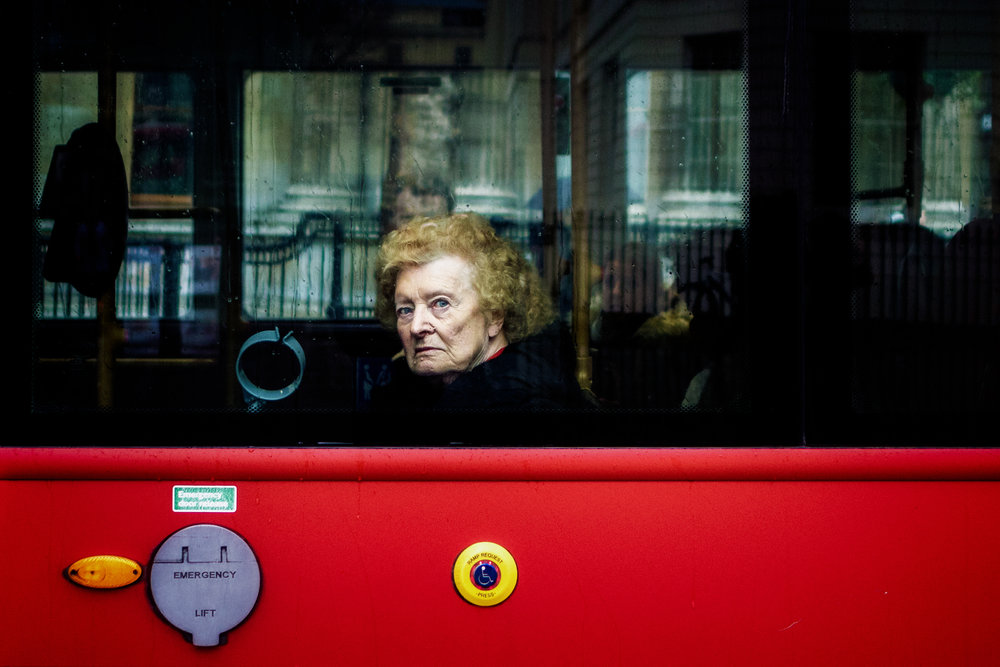 Craig Reilly Street Photography International - London